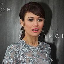 Olga Kurylenko in May 2013