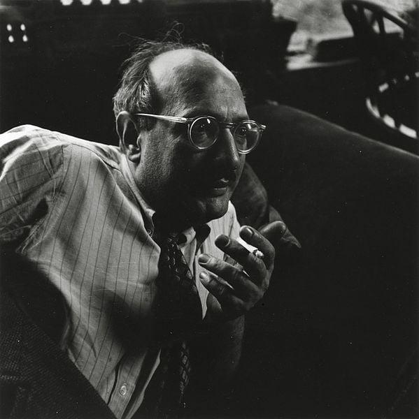 Consuelo_Kanaga,_Mark_Rothko,_Yorktown_Heights,_ca._1949