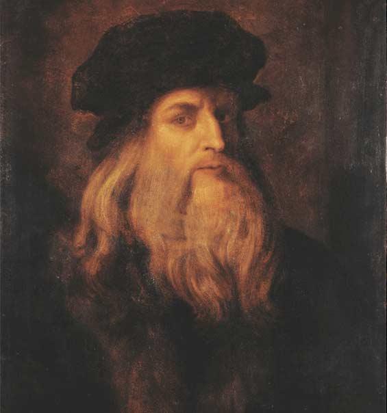 Leonardo-da-vinci picture