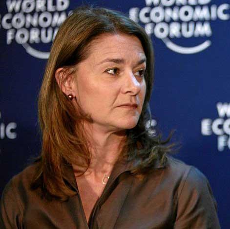 Melinda Gates picture