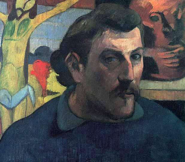 Paul_Gauguin PICTURE