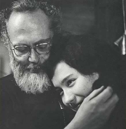 W._Eugene_Smith_and_Aileen,_1974