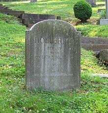 Hollerith_Herman_grave
