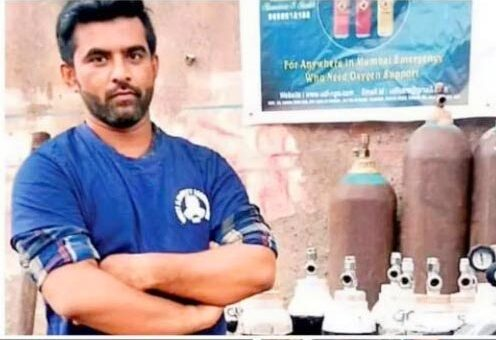 Muslim-Man-Sold-his-car-to-buy-oxygen-cylinder