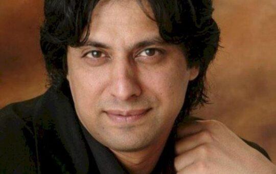 Singer Jawed Ahmed