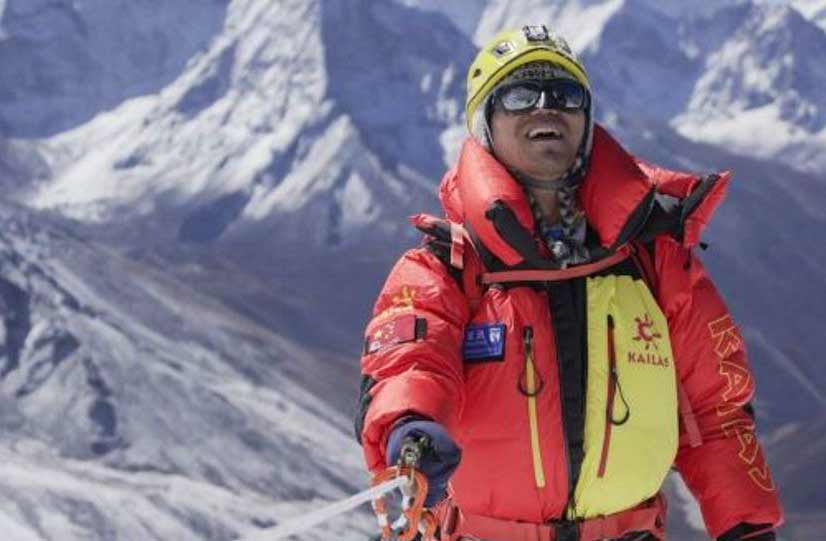 Chinese-blind-mountain-climber