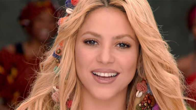 Shakira's-Children