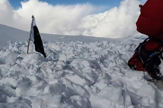 Ali Sadpara Buried on K2