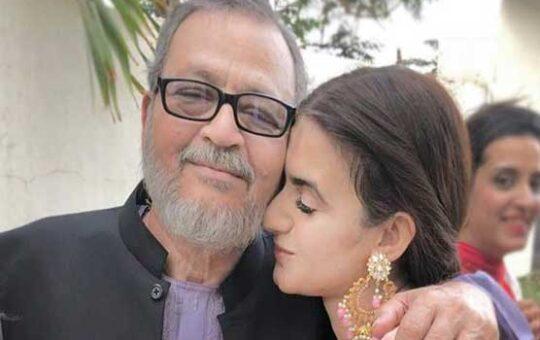 Hira mani father passed away