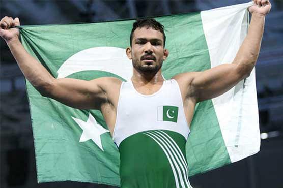 Pakistani Wrestler Inam Butt