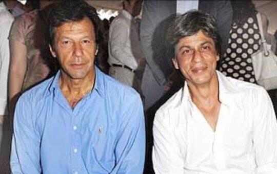 Shahrukh and Imran Khan