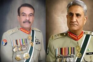 Armed Forces and Qadeer Khan