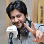 Actor Imran Ashraf's first video song release.